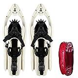 Inook Schneeschuhe Alpin OXL mit Steighilfe und Softpadbindung, Schuhgröße EU 34-43