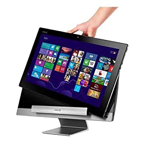 Asus AiO Transformer P1801-B073K 46,7 cm (18,4 Zoll) All-in-One Desktop-PC (Intel Core i7 3770, 3,9GHz, 8GB RAM, 2TB HDD, NVIDIA GT 730M, DVD, Win 8) schwarz