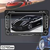 iNextStation Car Navigation GPS Screen Protector Tempered Glass Protective Film 7 inch 5.98 x 3.35 inch Arc edge