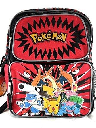 Pokmon-Pequea-mochila-Pikachu-Plusle-Minun-12-Bolso-de-escuela-nueva-850088–2