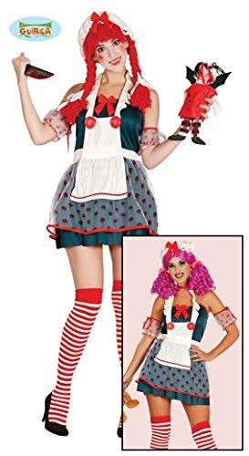 Imagen de disfraz de muñeca diabólica