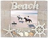 Best Malden Collage Picture Frames - Malden International Designs Distressed Wood Shoreline Beach Review