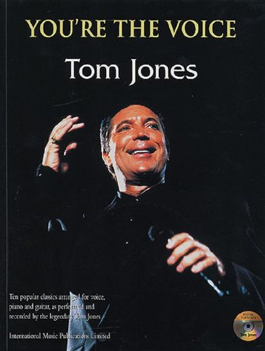 YOU'RE THE VOICE JONES TOM +CD