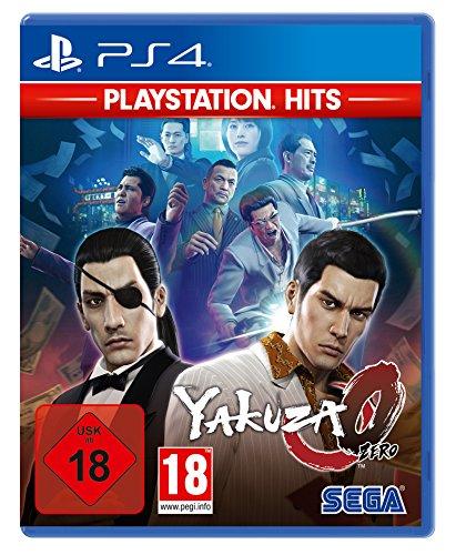 Yakuza Zero PlayStation Hits - PlayStation 4 [Edizione: Germania]