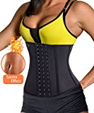 Women Waist Trainer Corset Weight Loss Cincher Slimming Body Shaper Workout Neoprene Belt