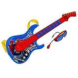 Reig Spider-Man Gitarre
