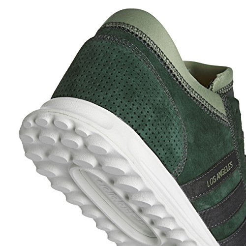 adidas Los Angeles, Baskets Basses Homme, Taille Unique Olive