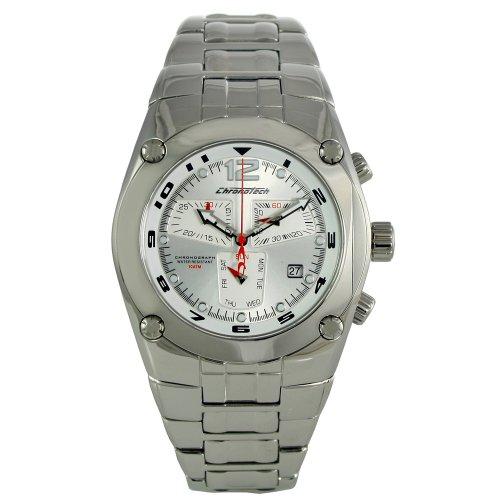 Chronotech Men's CT.7923M/01M Active Chronograph Bracelet Watch
