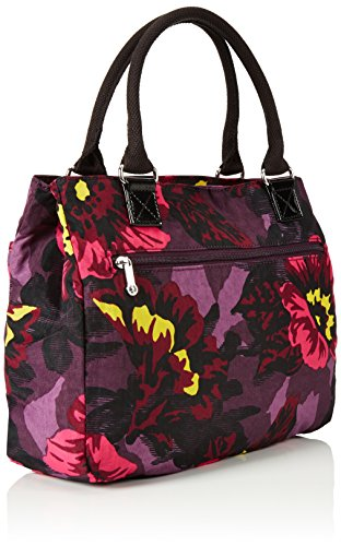 Kipling CARALISA, Shopper femme Multicolore (REF353 Rose Bloom)