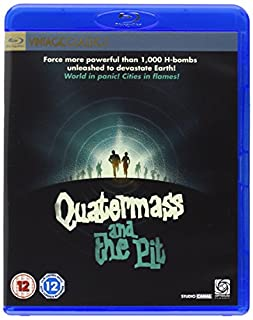 Quatermass and the Pit (Blu-ray + DVD) [1967] (B00525QJYO) | Amazon Products