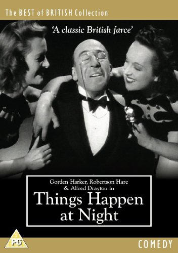 Things Happen At Night [Reino Unido] [DVD]