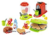 Set de pequeños electrodomésticos de juguete 100% Chef (Ecoiffier...
