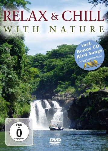Relax & Chill with Nature (NTSC) [3 DVDs]