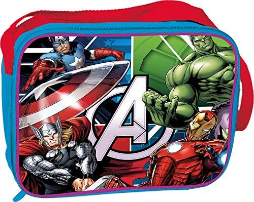 Hasbro avengers: lunch bag-borsa per il pranzo