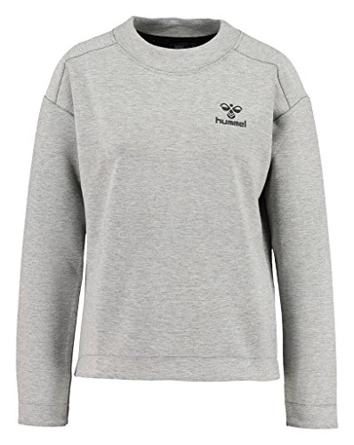Hummel Damen Sweatshirt CLASSIC BEE WO ZION grey melange M