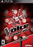 The Voice Bundle with Microphone (PS3)