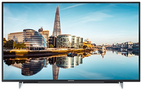 Grundig 43 GUB 8860 109 cm (43 Zoll) LED-Backlight-TV (Ultra-HD, 3840 x 2160 Pixel, 1200 VPI, Triple Tuner (DVB-T2 HD/C/S2), Smart TV), Schwarz