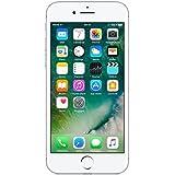 Apple iPhone 7 32GB - Plata - Desbloqueado (Reacondicionado)