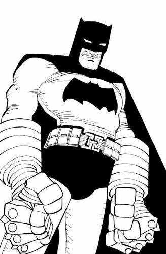 Batman Noir The Dark Knight Strikes Again