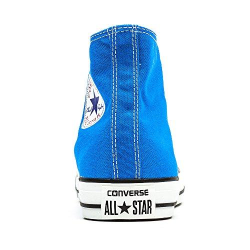 Converse Chuck Taylor All Star Hi, Baskets mode mixte adulte Blu(Blau)