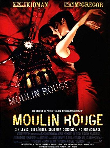 #Película Moulin Rouge por sólo 5€ ¡¡59% de descuento!!