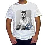 Photo de Elvis Presley: Men's T-shirt picture celebrity par One in the City