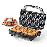 Best Waffle Makers - Salter EK2249 Deep Fill Waffle Maker, 900 W Review