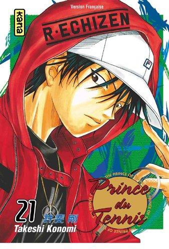 Prince du tennis Vol.21 par KONOMI Takeshi