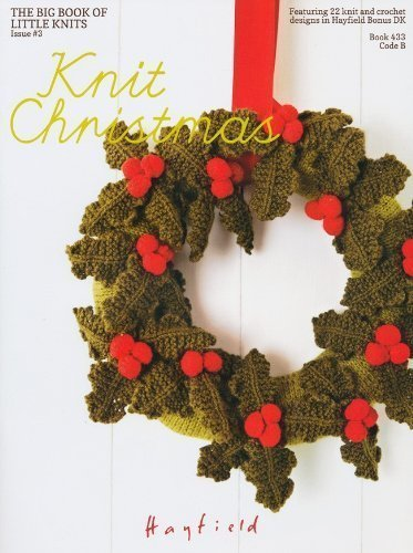 Sirdar Hayfield Knitting Pattern Book