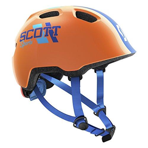 Scott Chomp 2 Fahrrad Kinder Helm Einheitsgröße 46-52cm orange 2018