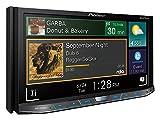 pioneeravh-x8700bt Bluetooth Weitwinkel-Touchscreen Multimedia-Player
