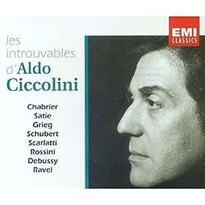 Les Introuvables d'Aldo Ciccolini