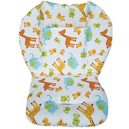 Baby Kinderwagen/Auto/Hochstuhl Sitzkissen rutschsicher Matte Pad Cover Protector Animal atmungsaktiv wasserabweisend