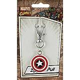 Marvel Zipper Pull-Shield