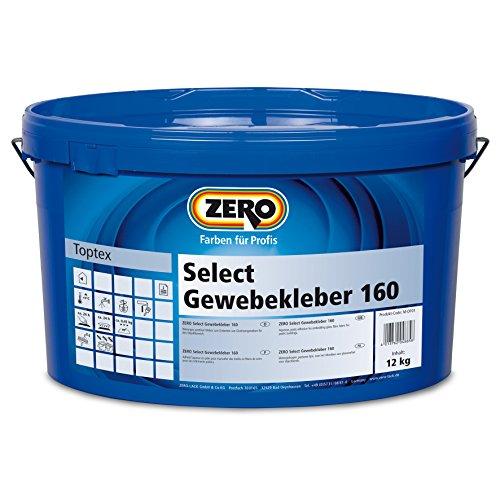 ZERO Select Gewebekleber 160 transparent 12 kg