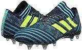 adidas Herren Nemeziz 17.1 SG Fußballschuhe, Blau (Legend Ink/Solar Yellow/Energy Blue), 44 2/3 EU - 5