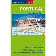 Polyglott Go! Portugal, m. Länder-Atlas