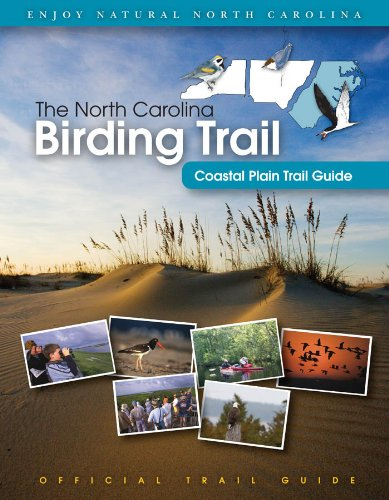 The North Carolina Birding Trail: Coastal Plain Trail Guide (English Edition) -
