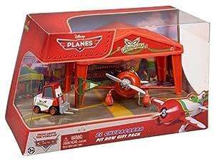 Disney Planes El-Chupacabra Pit Row Gift Pack