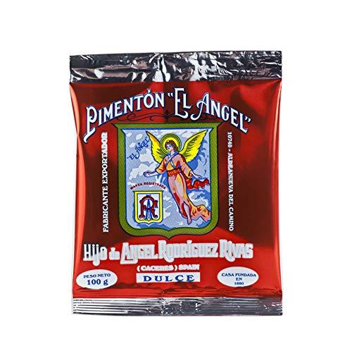Pimenton El angel - bolsa metalizada 100Gr (100Gr)