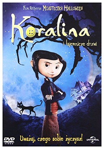 Coraline [DVD] [Region 2] (IMPORT) (Keine deutsche Version)