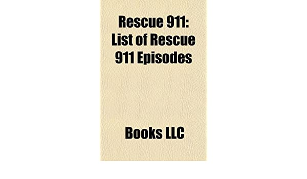 Amazon in: Buy Rescue 911 Book Online at Low Prices in India