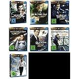 James Bond 007 ROGER MOORE komplette Edition 7 BLU-RAY Collection -- > DER MANN MIT DEM GOLDENEN COLT * LEBEN UND STERBEN LASSEN * DER SPION DER MICH LIEBTE * MOONRAKER * OCTOPUSSY * IM ANGESICHT DES TODES * IN TÖDLICHER MISSION
