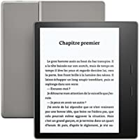 """Nouvelle liseuse Kindle Oasis, Résistante à l'eau, Écran haute résolution 7"""" (17,7 cm) 300 ppp,  8 Go Wi-Fi"""