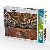 CALVENDO 4059478953680 Geschichtsträchtiger Generator 2000 Teile Lege-Größe 90 x 67 cm Foto-Puzzle Bild von Antoniewski Torsten, Weiß