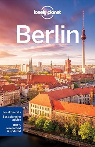 Berlin: with pull-out MAP (City Guides)