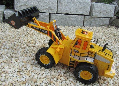 RC Auto kaufen Baufahrzeug Bild 2: RC Bagger Radlader Jamara 1:10 Länge 32cm