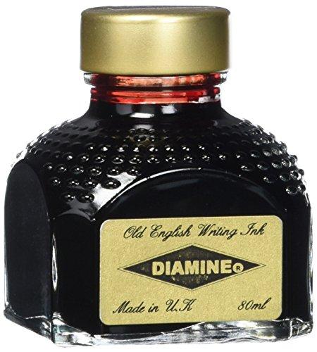 Diamine 80 ml Red Dragon Stylo plume Bouteille...