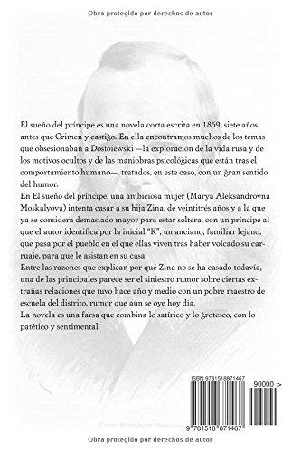 El Sueno del Principe (Spanish Edition)