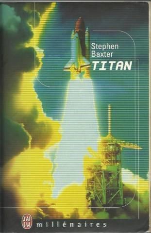 Titan par Stephen Baxter